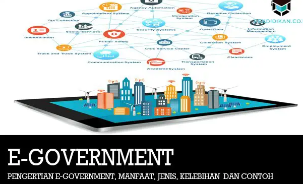 pengertian-e-government